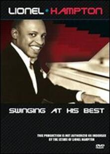 Lionel Hampton. Swining at his Best - DVD