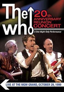 The Who. The Vegas Job - DVD