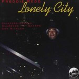 CD Lonely City di Freddie Redd