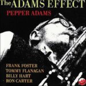 Adams Effect - CD Audio di Pepper Adams