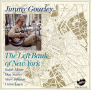 CD The Left Bank of New York di Jimmy Gourley