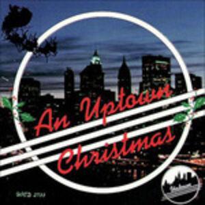 CD An Uptown Christmas Kenny Barron , Tommy Flanagan , Claudio Roditi