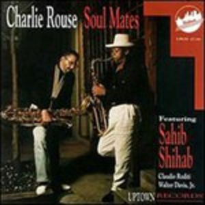 CD Charlie Rouse - Soul Mates di Charlie Rouse
