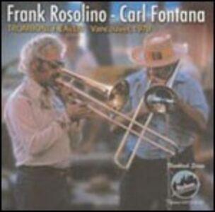 CD Trombone Heaven Carl Fontana , Frank Rosolino