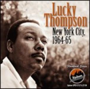 CD New York City 1964-1965 di Lucky Thompson