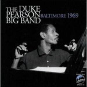 Baltimore 1969 - CD Audio di Duke Pearson