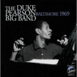 CD Baltimore 1969 di Duke Pearson