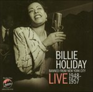 CD Banned from New York City di Billie Holiday