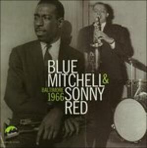 Baltimore 1966 - CD Audio di Blue Mitchell,Sonny Red