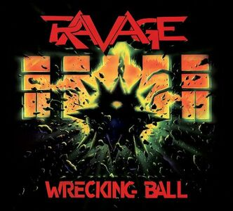 CD Wrecking Ball di Ravage