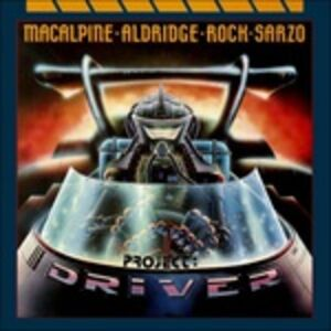CD Project:Driver di Mars