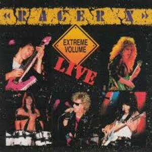 Live Extreme vol.1 - CD Audio di Racer X