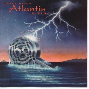 Atlantis Rising - CD Audio di James Byrd