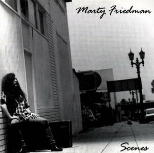 Scenes - CD Audio di Marty Friedman
