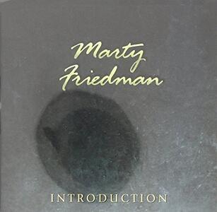 Introduction - CD Audio di Marty Friedman
