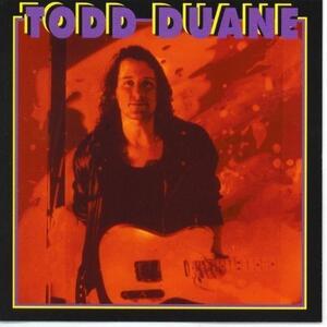 Todd Duane - CD Audio di Todd Duane