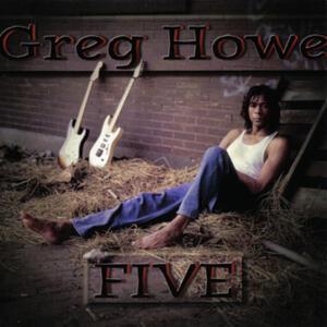 Five - CD Audio di Greg Howe