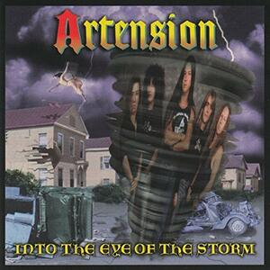 Into the Eye of the Storm - CD Audio di Artension