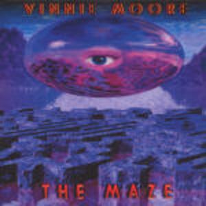The Maze - CD Audio di Vinnie Moore