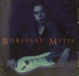 Borislav Mitic - CD Audio di Borislav Mitic