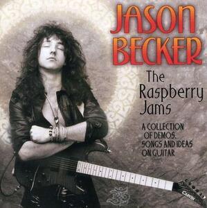 Raspberry Jams - CD Audio di Jason Becker