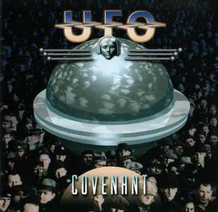 Covenant - CD Audio di UFO