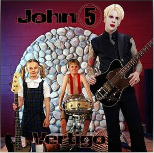 Vertigo - CD Audio di John 5