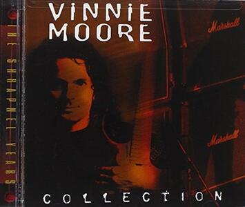 Vinnie Moore - CD Audio di Vinnie Moore