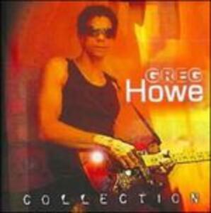 Collection. Shrapnel Year - CD Audio di Greg Howe