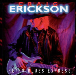 Retro Express - CD Audio di Craig Erickson