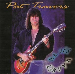 Blues Magnet - CD Audio di Pat Travers