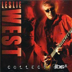 CD Leslie West Collection di Leslie West