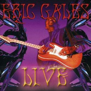 Live - CD Audio di Eric Gales
