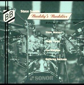 Buddy's Buddies - CD Audio di Steve Smith,Buddy's Buddies