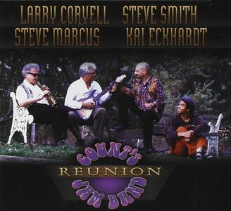 Count's Jam Band Reunion - CD Audio di Larry Coryell