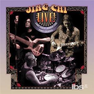 Jing Chi Live At Yoshi's - CD Audio di Jing Chi