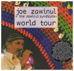 World Tour - CD Audio di Joe Zawinul