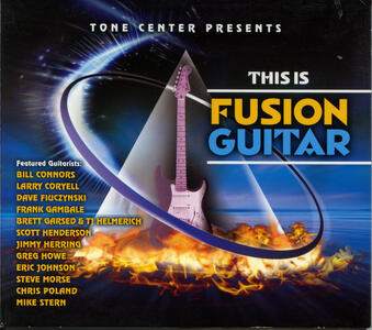 This Is Fusion Guitar - CD Audio