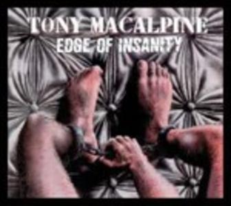 CD Edge of Insanity di Tony MacAlpine
