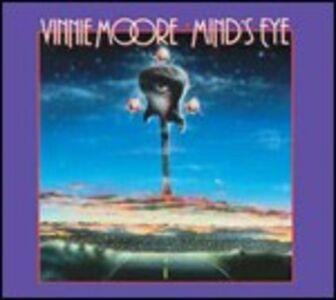 CD Mind's Eye di Vinnie Moore