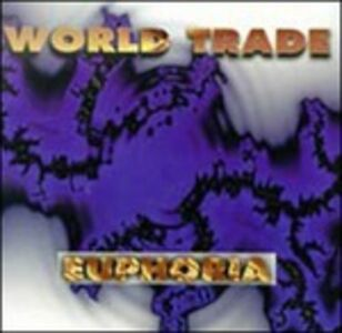 Foto Cover di Euphoria, CD di World Trade, prodotto da Magna Carta
