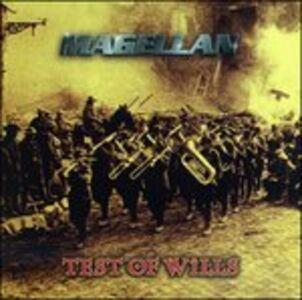 Foto Cover di Test of Wills, CD di Magellan, prodotto da Music Cartel