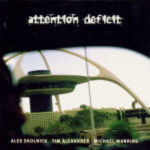 CD Attention Deficit di Attention Deficit