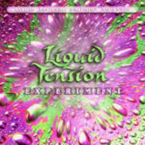 CD Liquid Tension Experiment di Liquid Tension Experiment