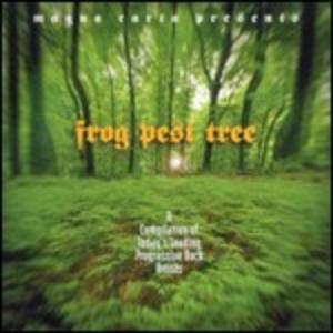 CD Frog Pest Tree