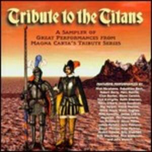 A Tribute to Titans - CD Audio
