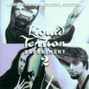 CD Liquid Tension Experiment 2 di Liquid Tension Experiment