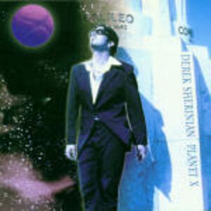 Foto Cover di Planet X, CD di Derek Sherinian, prodotto da Magna Carta