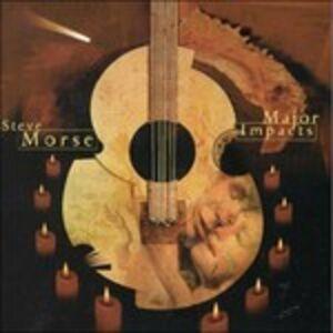 Foto Cover di Major Impacts, CD di Steve Morse, prodotto da Magna Carta