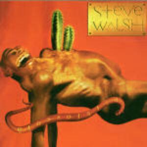 Foto Cover di Glossolalia, CD di Steve Walsh, prodotto da Magna Carta